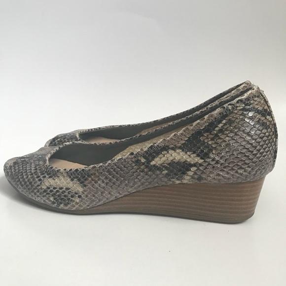 Poshmark Peep Womens Toe Cole Haan Nike Wedge Shoes Air xpwanBPn8q